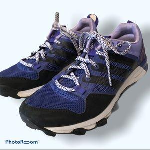 Adidas | Kanadia Tr7 Purple Sneakers